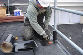 Flat And Pitch Roof Repairs Liverpool From Only 163 25